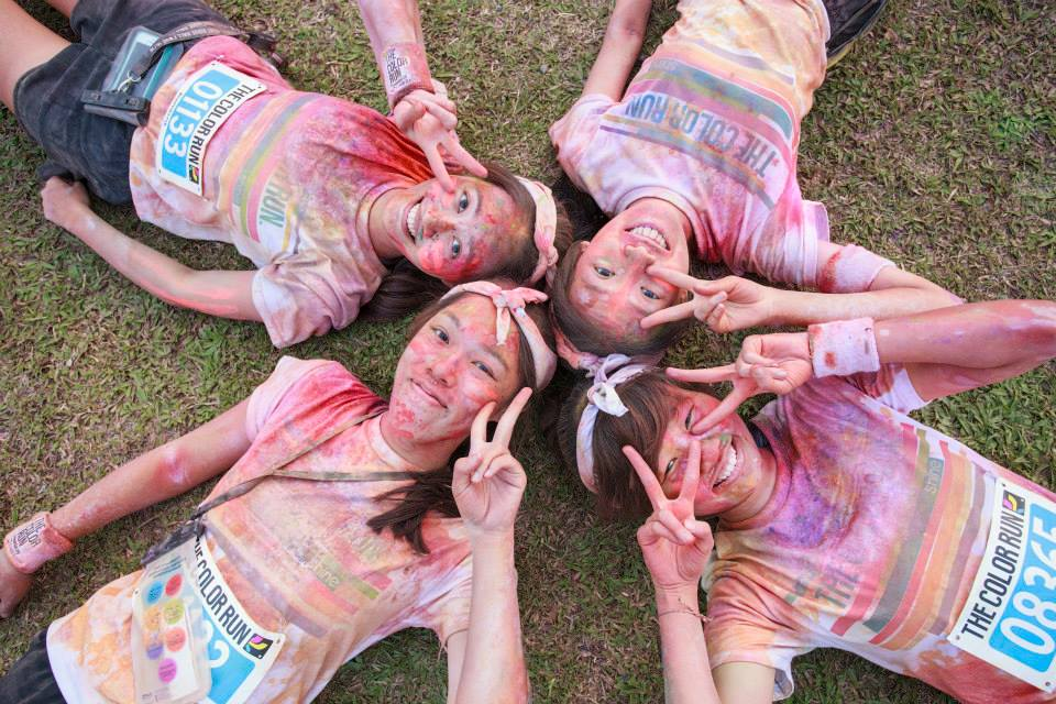 The Color Run Singapore 4