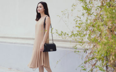 Fashion FAQs-How To Style A Midi Dress-featured