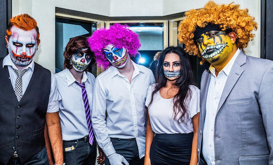 Halloween Events In Singapore 2016