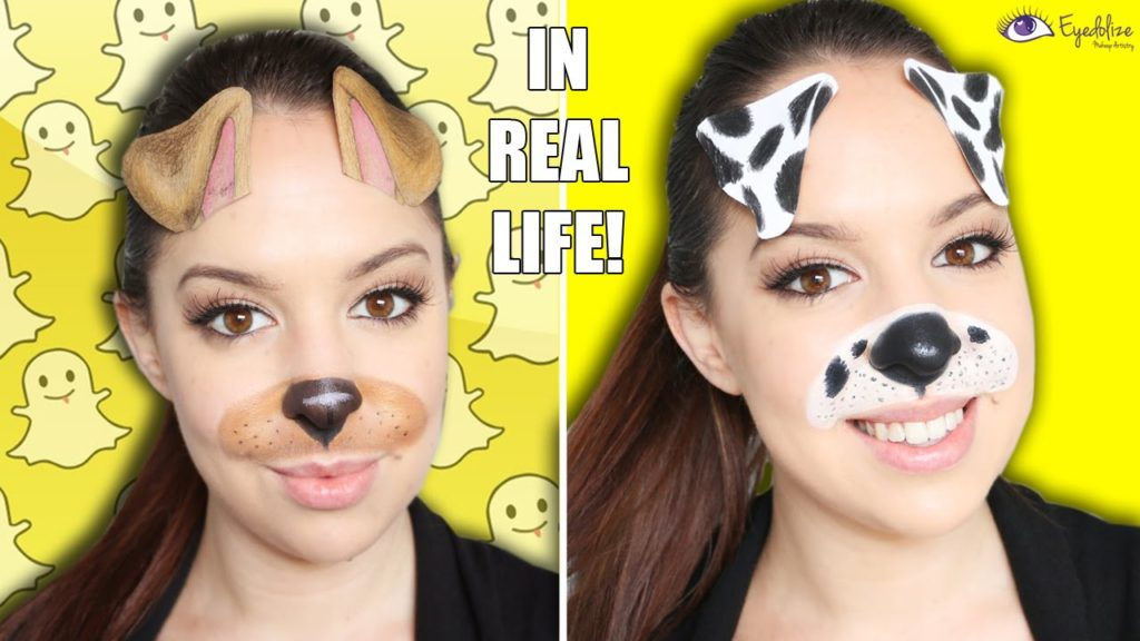 snapchat-dog-filter-makeup-tutorial