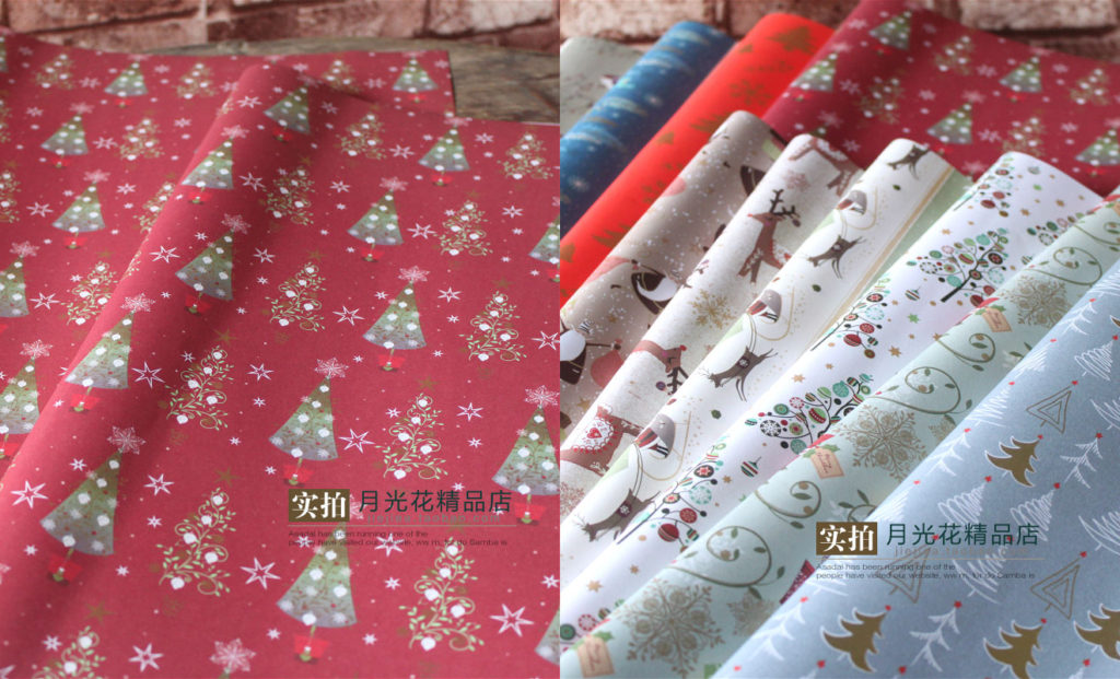 gift wrapping paper singapore