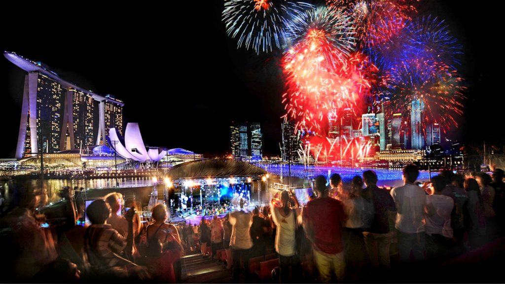 New Year S Eve Events 2016 Scene Sg
