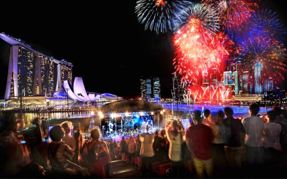 New Year's Eve Events 2016