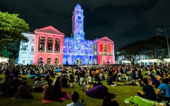 Singapore Night Festival 2017: Highlights & Useful Tips