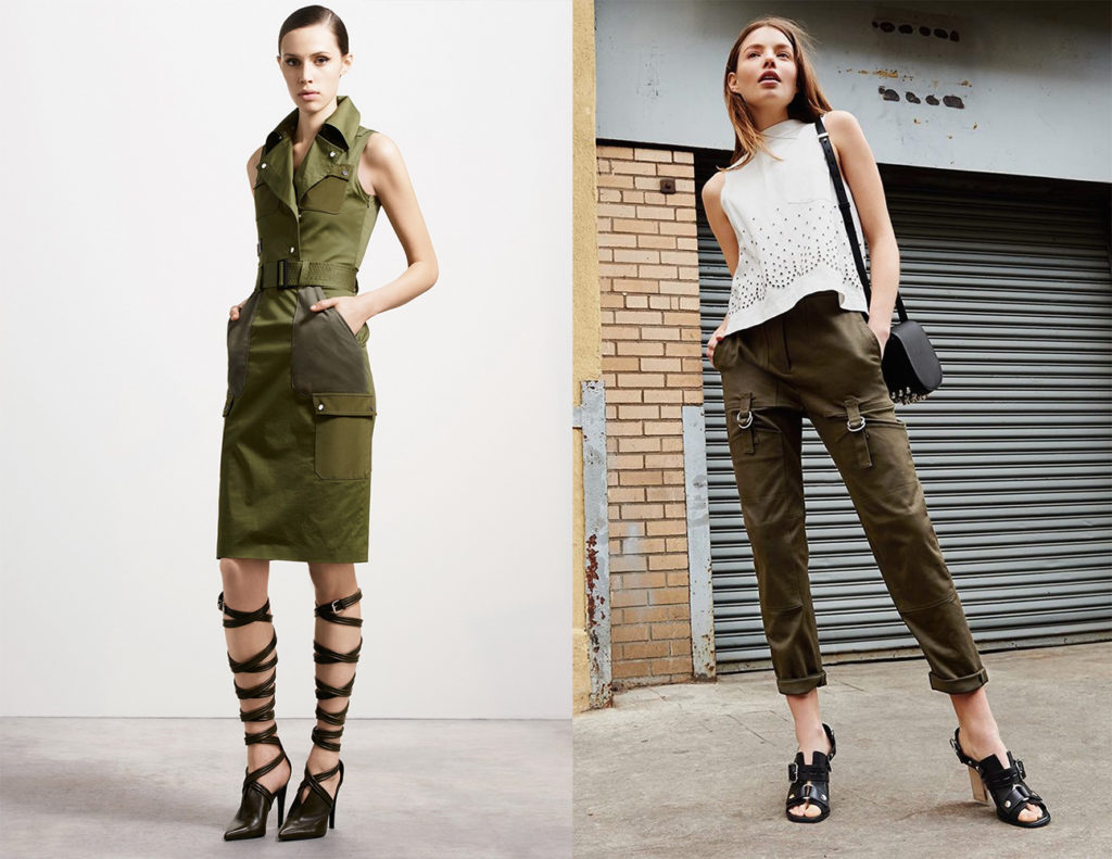 What is fashionable to wear this fall Top trends 2017